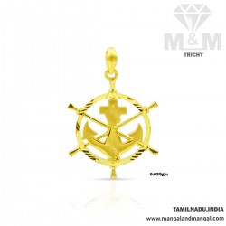 Mesmerizing Gold Anchor...