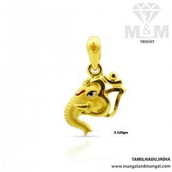 Alluring Gold Elephant...