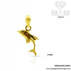 Sumptous Gold Dolphin...