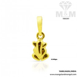 Delicious Gold Ganesha...