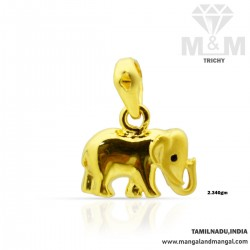 Fortunate Gold Elephant...