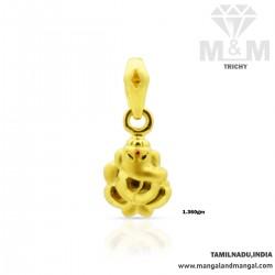 Excellence  Gold Ganesha...