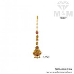 Seductive Gold Women Nethi...