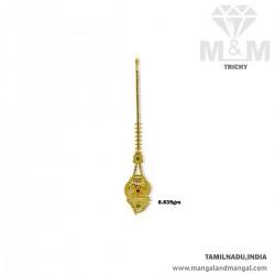 Luxuriant Gold Women Nethi...