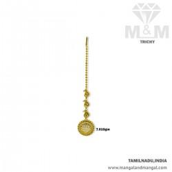 Captivate Gold Women Nethi...