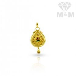 Superior Gold Fancy Pendant