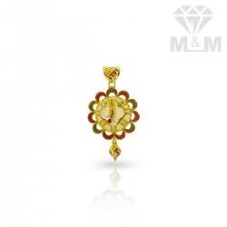 Treasured Gold Fancy Pendant