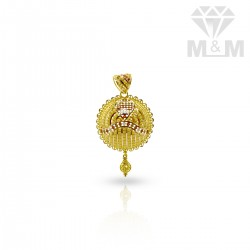 Superb Gold Fancy Pendant