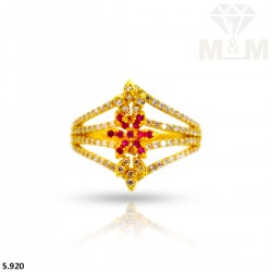 Nicest Gold Fancy Ring