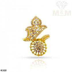 Gratify Gold Fancy Ring