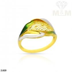 Gentle Gold Fancy Ring