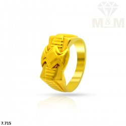 Unrivaled Gold Casting Ring
