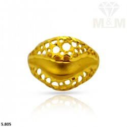 Indelible Gold Fancy Ring