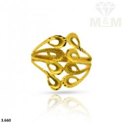 Fame Gold Fancy Ring