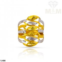 Glorious Gold Fancy Ring
