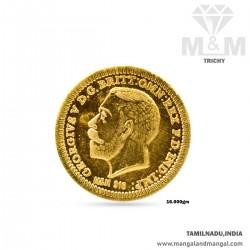 16 Gram 916 Gold Coin