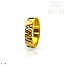 Impressive Gold Casting Ring
