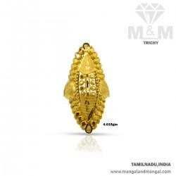 Classy Gold Women Fancy Ring