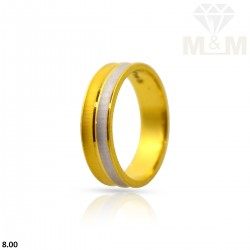 Fantastic Gold Casting Ring
