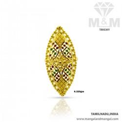 Decent Gold Women Fancy Ring