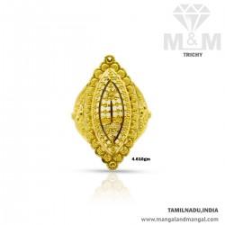 Artful Gold Women Fancy Ring