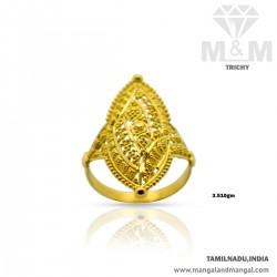 Notable Gold Women Fancy Ring