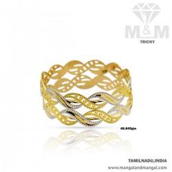 Bright Gold Women Rhodium...