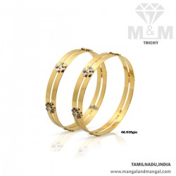 Flawless Gold Women Rhodium...