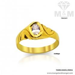 Beautiful Gold Men Stone...