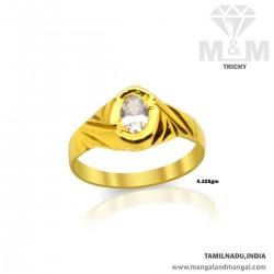 Beautify Gold Men Stone...