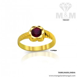Embellish Gold Women Stone...