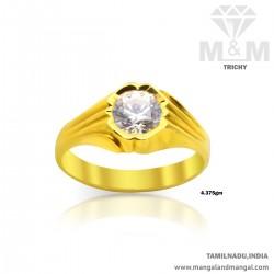 Majestic Gold Women Stone...