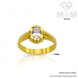 Tranquil Gold Women Stone...