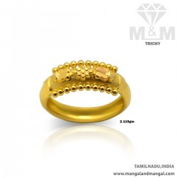 Awesome Gold Women Fancy Ring