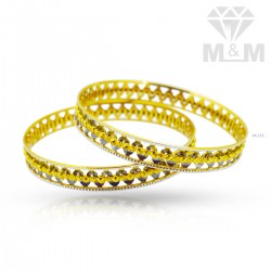 Grandest Gold Fancy Bangle