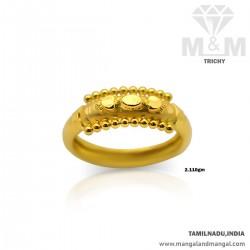 Skilful Gold Women Fancy Ring