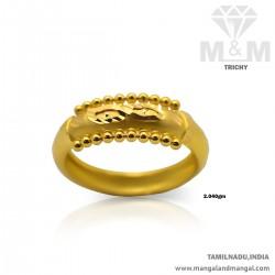 Niceness Gold Women Fancy Ring