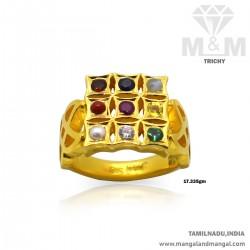 Indelible Gold Men Stone...