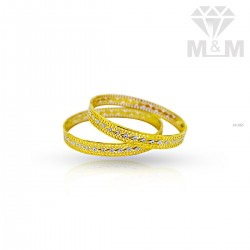 Fabulous Gold Fancy  Bangle