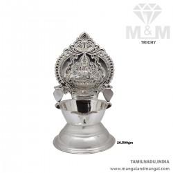 Handsome Silver Kamatchi...
