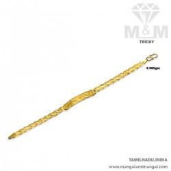 Luxuriant Gold Men Fancy...