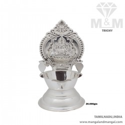 Historical Silver Kamatchi...