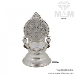Astonishing Silver Kamatchi...
