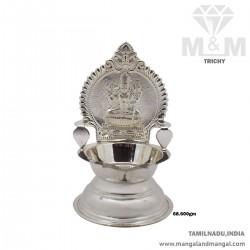 Delightful Silver Kamatchi...
