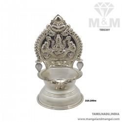 Fabulous Silver Kamatchi...