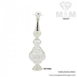 Fine Silver Paneer Sombu