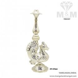Gorgeous Silver Paneer Sombu