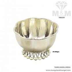 Seductive Silver Sandhana Bela