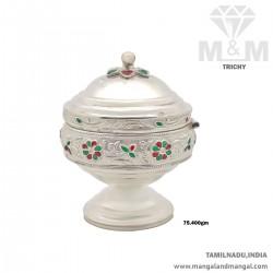 Majestic Silver kumkum Chimizh