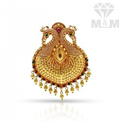 Fantastic Gold Antique Pendant
